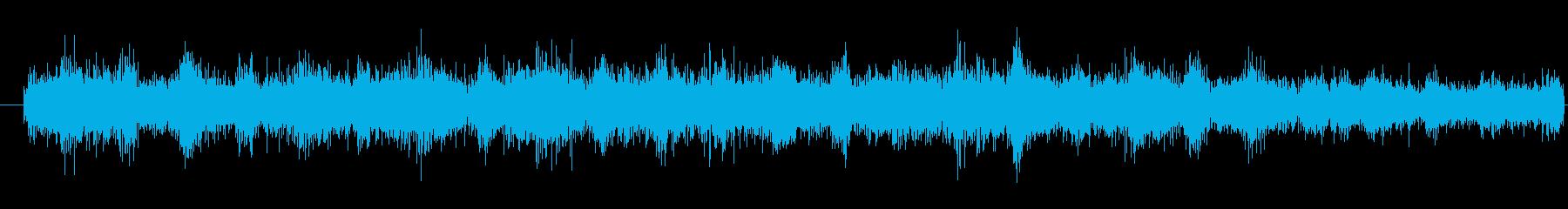 環境音 サイエンスフィクション02の再生済みの波形