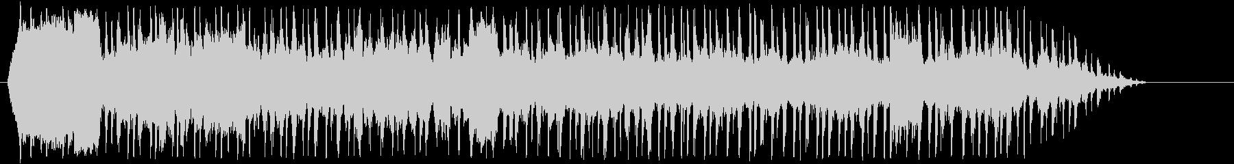 バルーンの未再生の波形