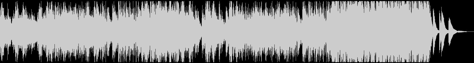生アコギ/ゆったり/ピアノ/リラックスの未再生の波形