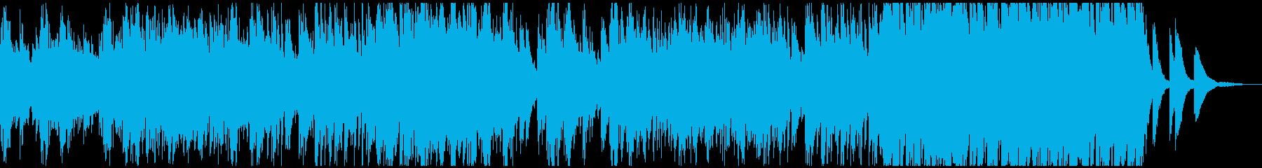 生アコギ/ゆったり/ピアノ/リラックスの再生済みの波形