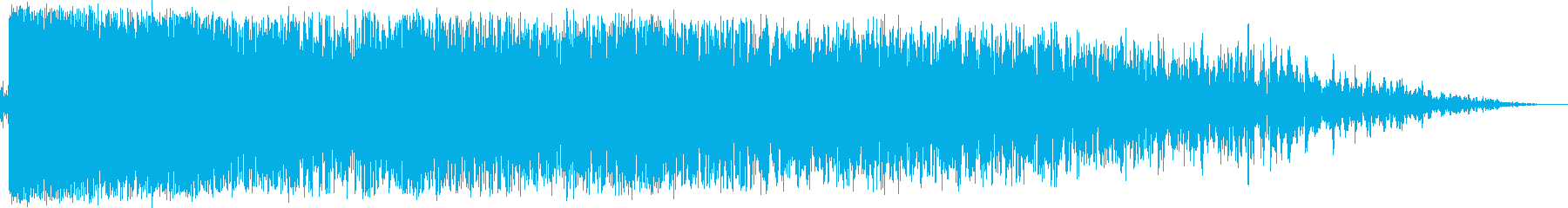 【爆発】 32 ドーンッ・・・ 戦争の再生済みの波形