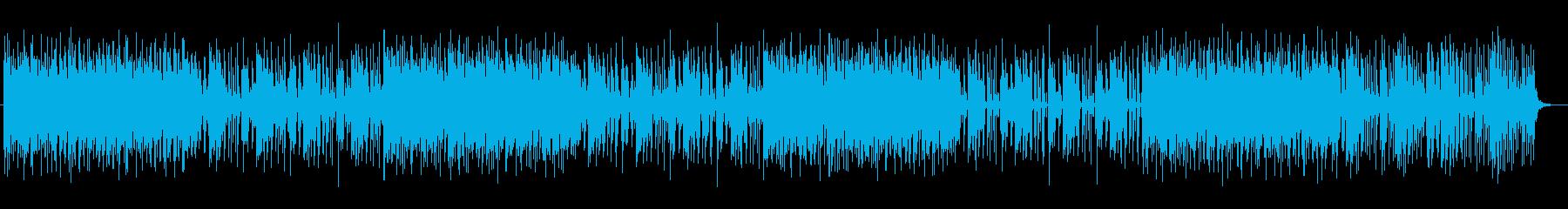 メロディアスで優雅なジャズサウンドの再生済みの波形