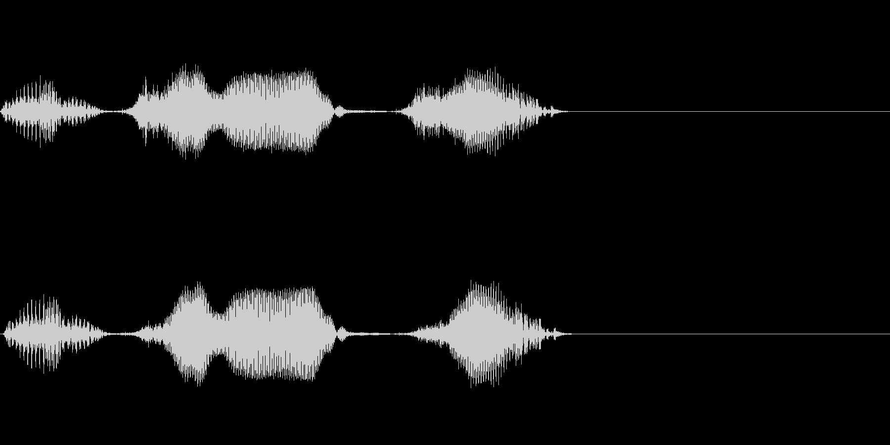 1日(いちにち)(effect)の未再生の波形