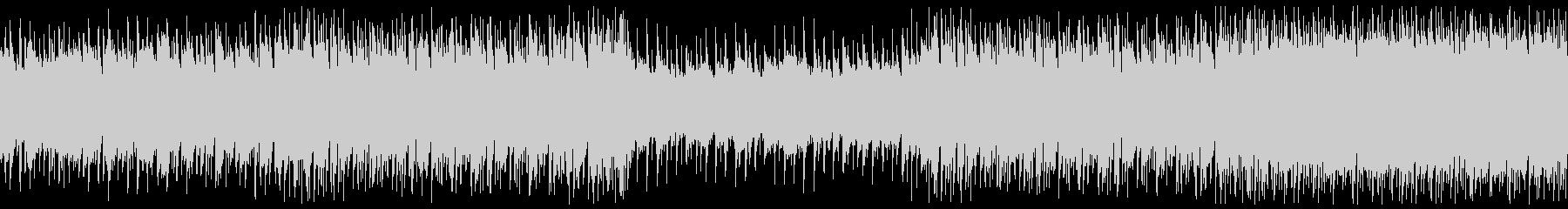 ほのぼのした日常・ウクレレポップ・ループの未再生の波形