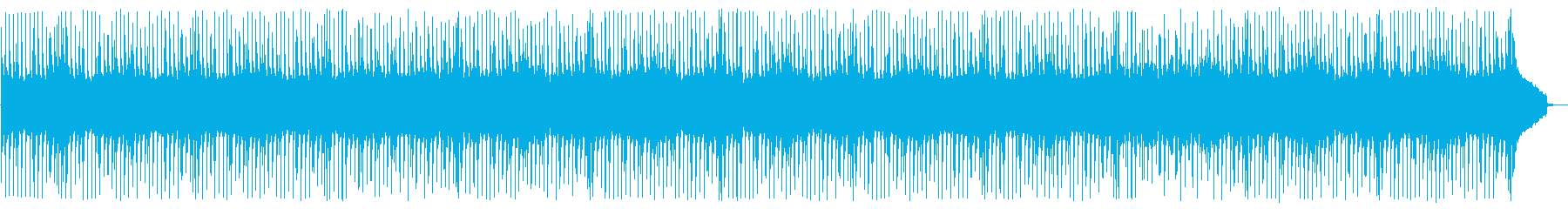 [Without melody] Agriculture, fields, and heartwarming BGM's reproduced waveform
