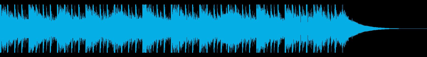 深刻なビジネス(30秒)の再生済みの波形