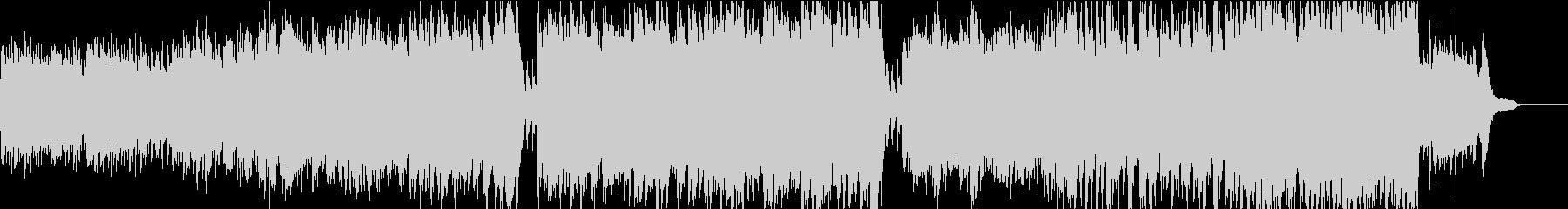 ハリウッド風ピアノ+オケ4 Pf&Strの未再生の波形