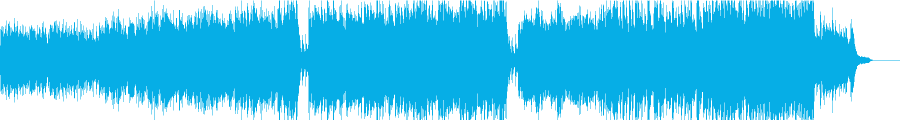 ハリウッド風ピアノ+オケ4 Pf&Strの再生済みの波形