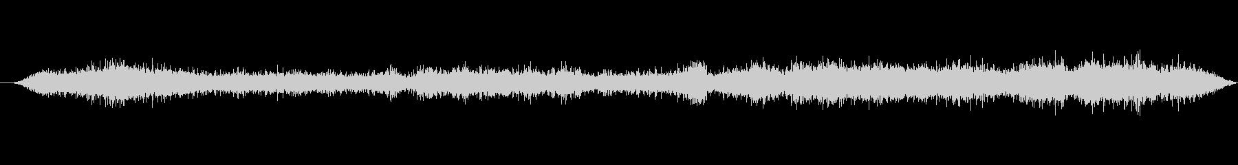 メロディカ:不協和音、ロングの未再生の波形