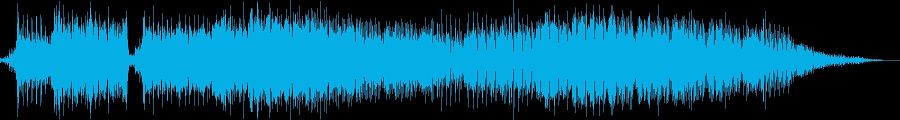 民族音楽・東南アジア・ラオス・モーラム風の再生済みの波形