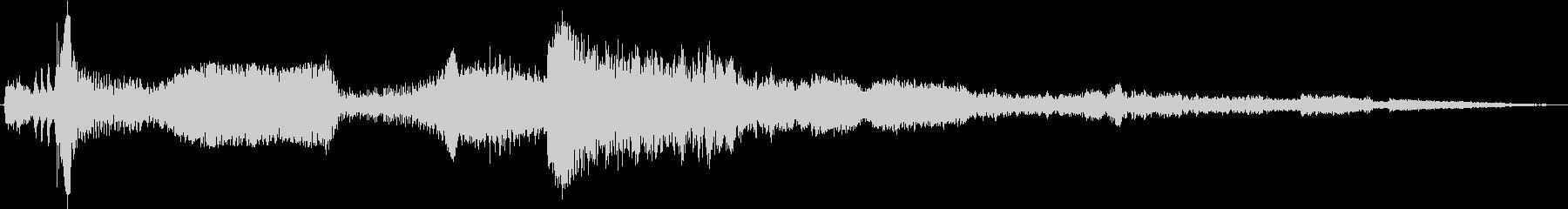 フォードパトカー:内線:スタート、...の未再生の波形