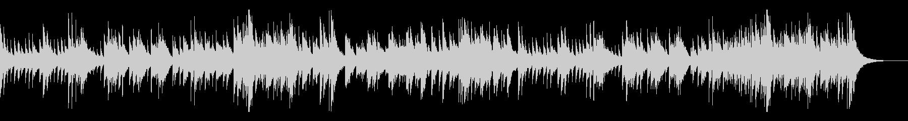 バロックギター・アンサンブルの未再生の波形