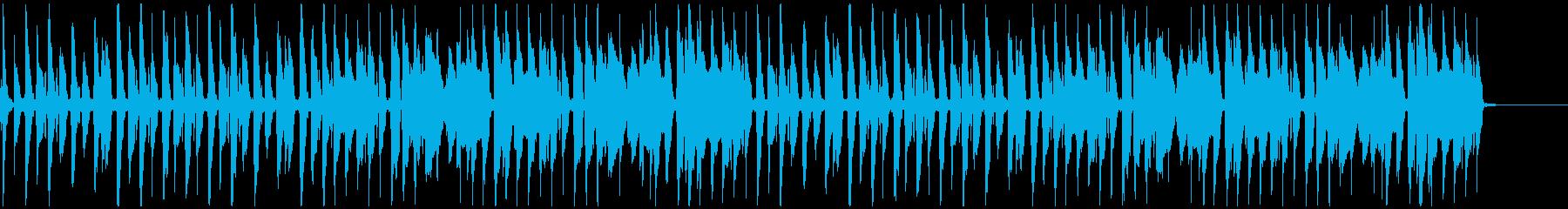 散歩が似合うギターとアコーディオンの曲。の再生済みの波形
