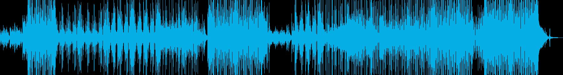 SNS女子・キャピキャピなR&B 短尺+の再生済みの波形
