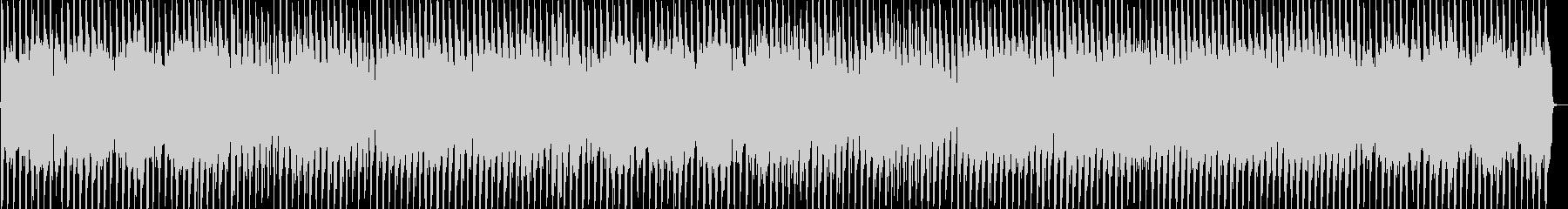 和とダンスビートの未再生の波形