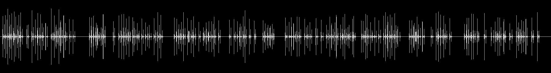 PC キーボード06-02(強)の未再生の波形