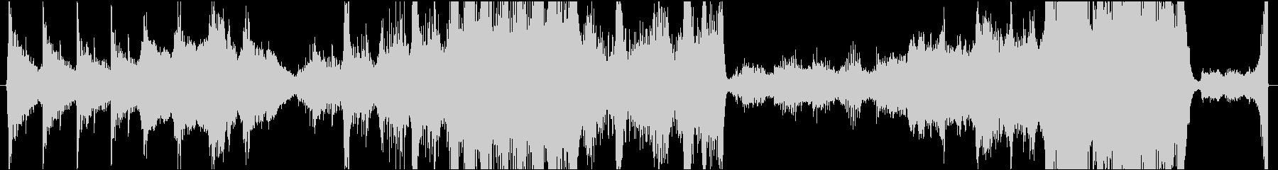現代的 交響曲 アンビエント ファ...の未再生の波形
