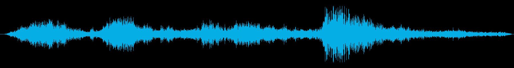 フィクション スペース バイオテッ...の再生済みの波形