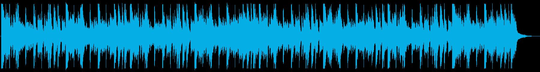 優しい雰囲気のR&B_No495_5の再生済みの波形