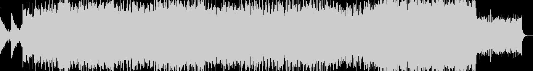 流麗ストリングスと印象的なピアノのポップの未再生の波形