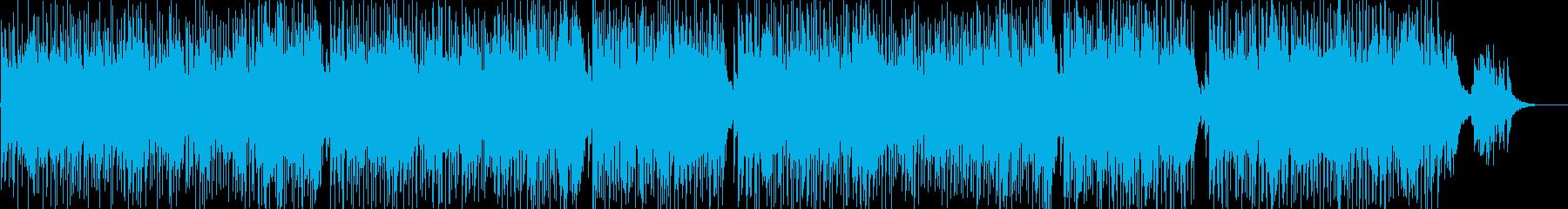 こんなの初めての再生済みの波形