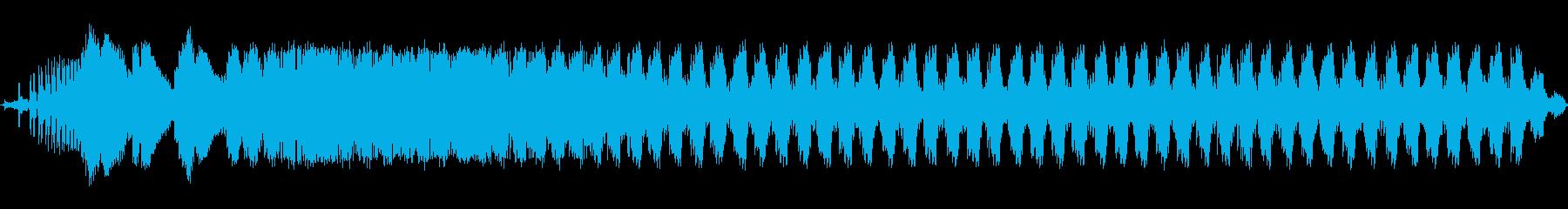 車、Revs、ラウド、Deep C...の再生済みの波形