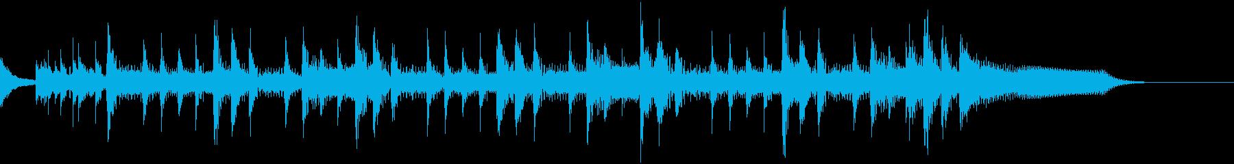 ランチェロリズム、ミディアムテンポ...の再生済みの波形