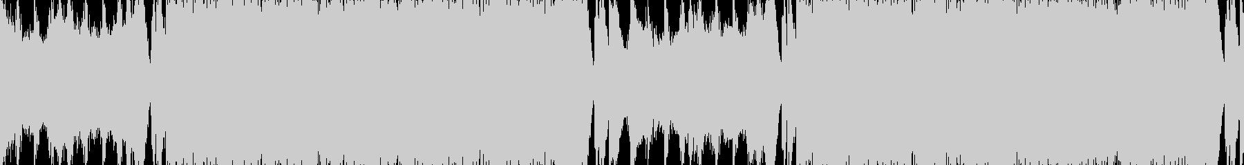 期待感を煽る壮大なエピック音楽 ループの未再生の波形