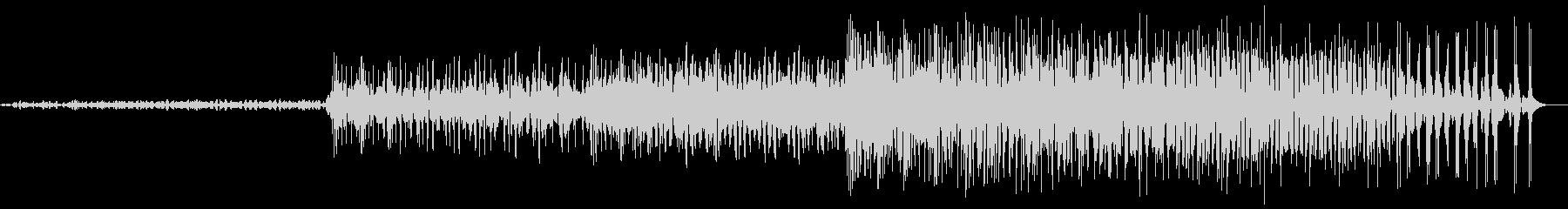 パワーバンパーの未再生の波形