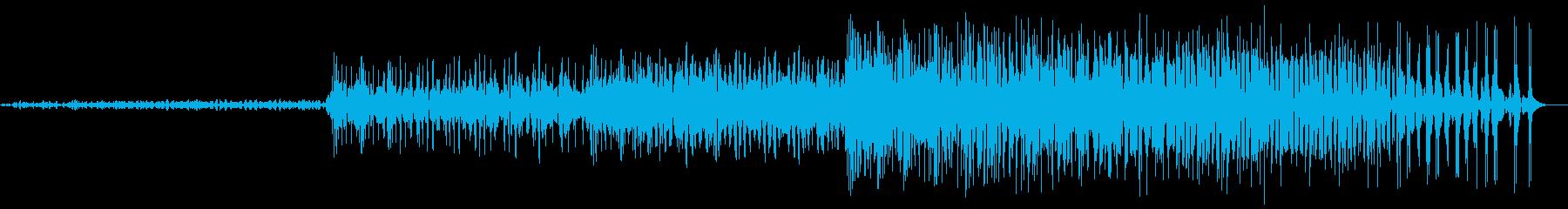 パワーバンパーの再生済みの波形