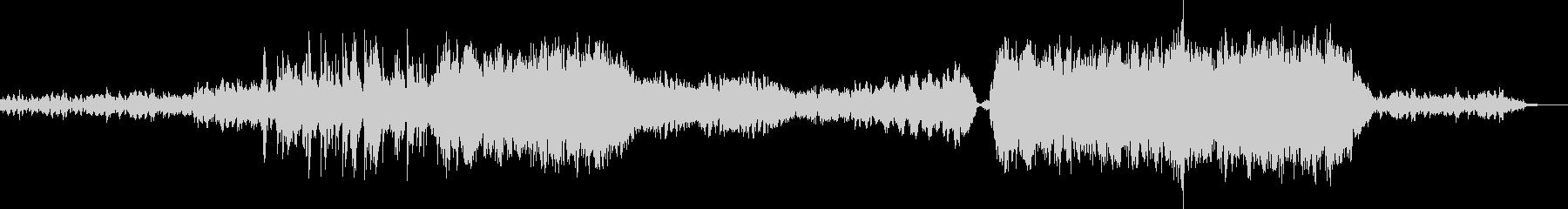 弦楽器の掛け合いがあるバラード調BGMの未再生の波形