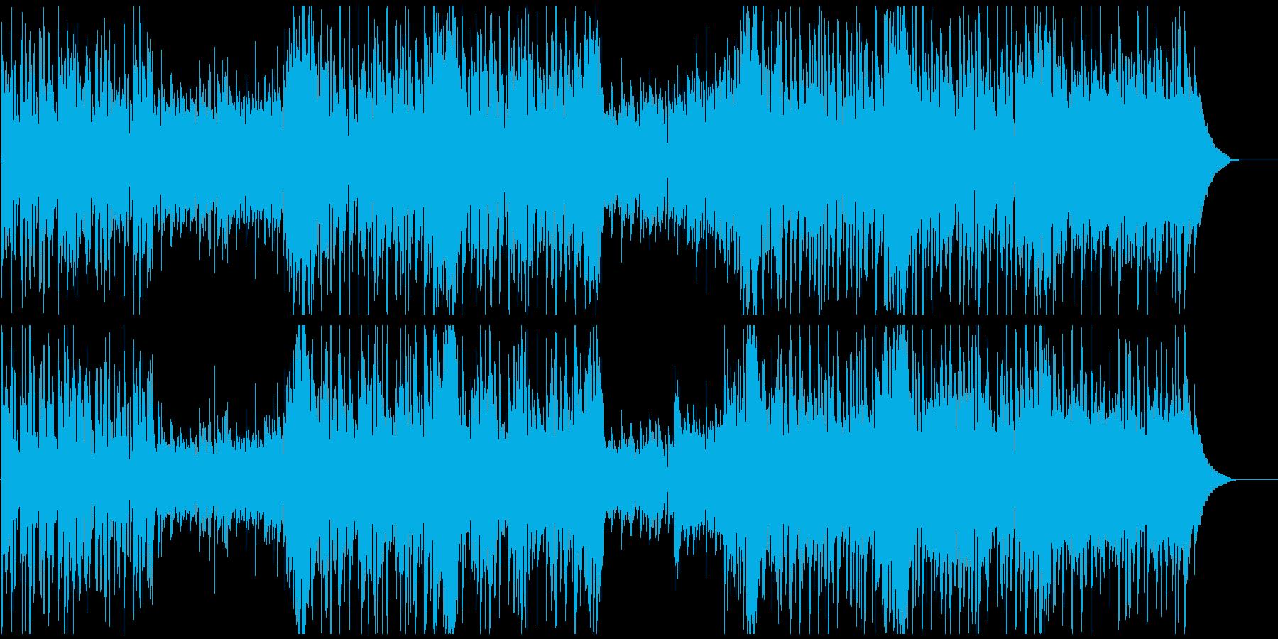 少しサスペンス感×ピアノ×オーケストラの再生済みの波形