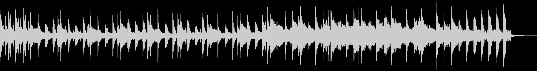 チャイム、ストリングス、ピアノ、ア...の未再生の波形