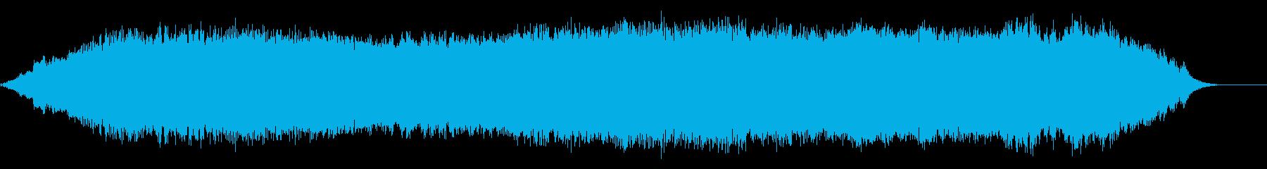 Drill アニメ風ドリル音 歯医者 5の再生済みの波形