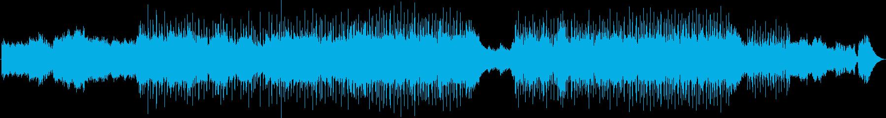 大人のバラッドの再生済みの波形