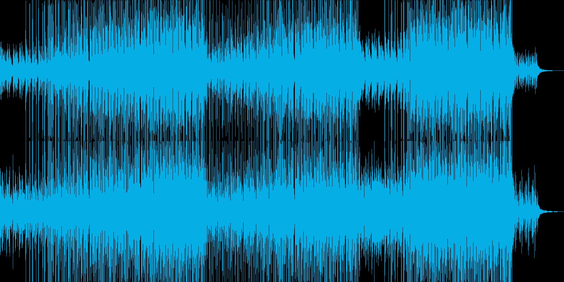 ピアノ/切ない/ノスタルジック/の再生済みの波形