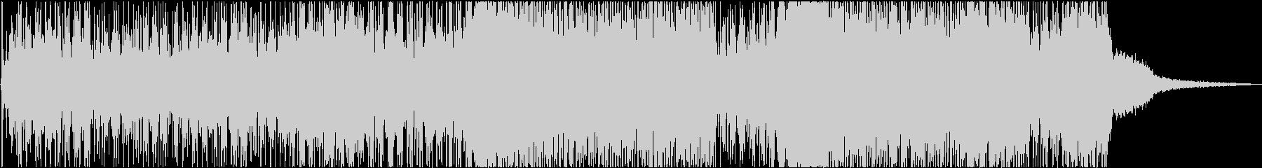60 秒尺 オシャレなEDMのOPテーマの未再生の波形