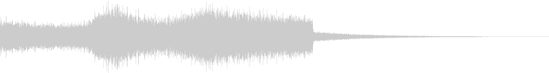 RadioSFX ラジオなど曲前のSEの未再生の波形