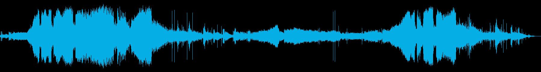 ヤマハ450 Ccモトクロス:オン...の再生済みの波形