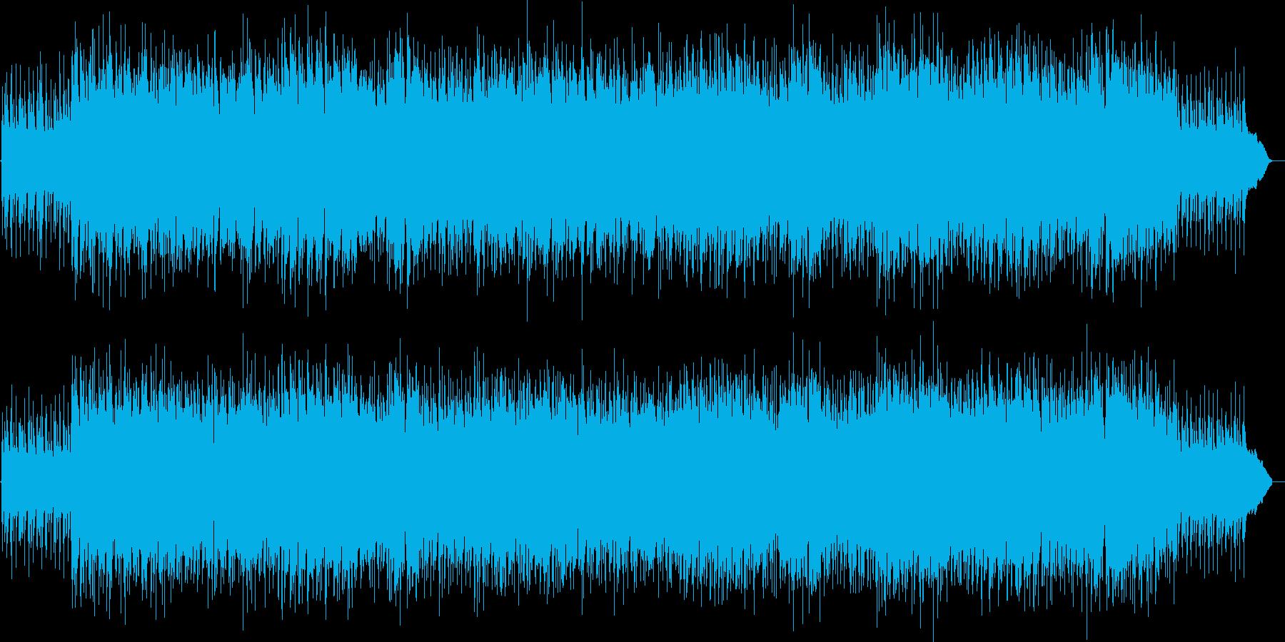 シューティング 戦闘曲 SKY HIGHの再生済みの波形