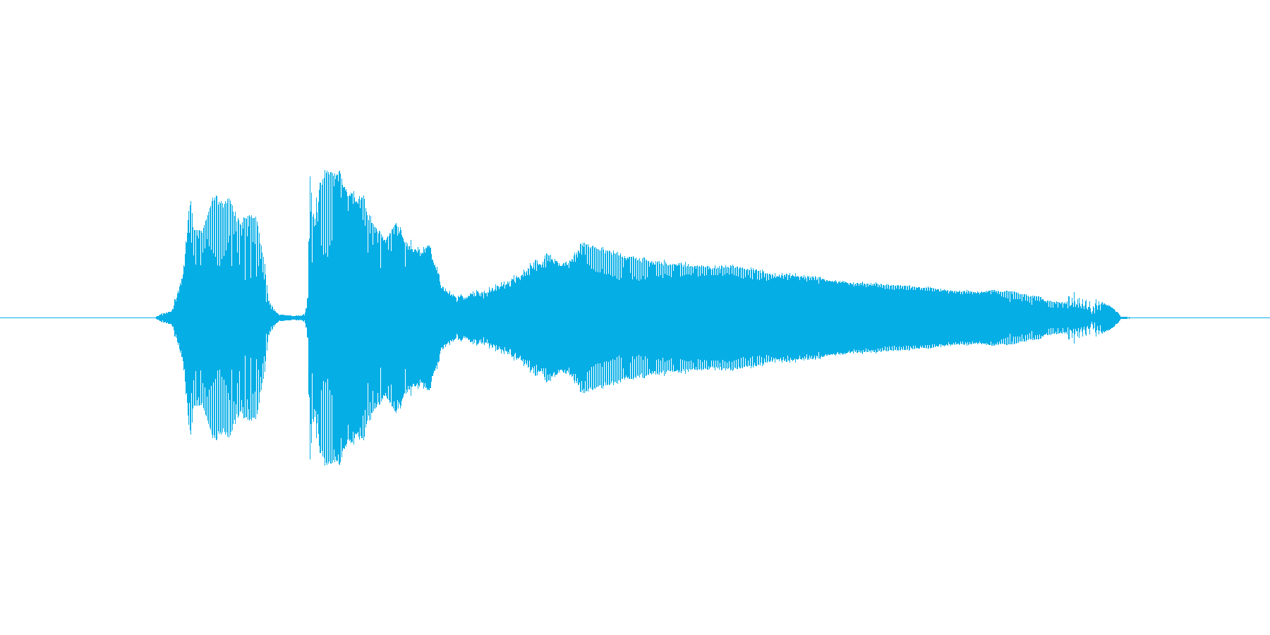 【元気】ヤバイよぉ~!の再生済みの波形
