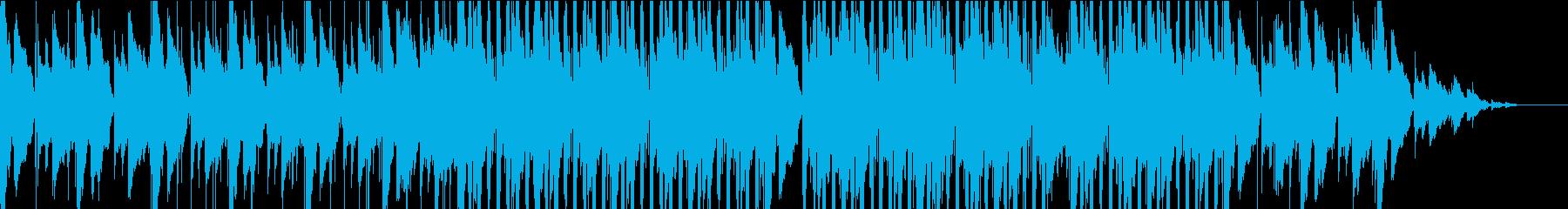 アコギとピアノ 優しいバラードの再生済みの波形