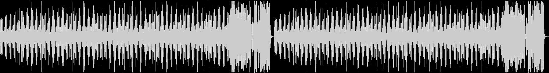 ダンジョンや迷宮向けBGMの未再生の波形