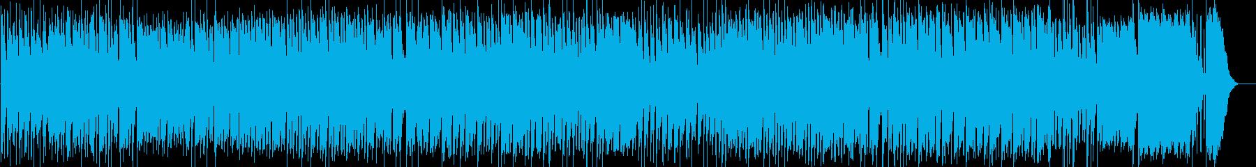 オールドディズニー スウィング ジャズの再生済みの波形