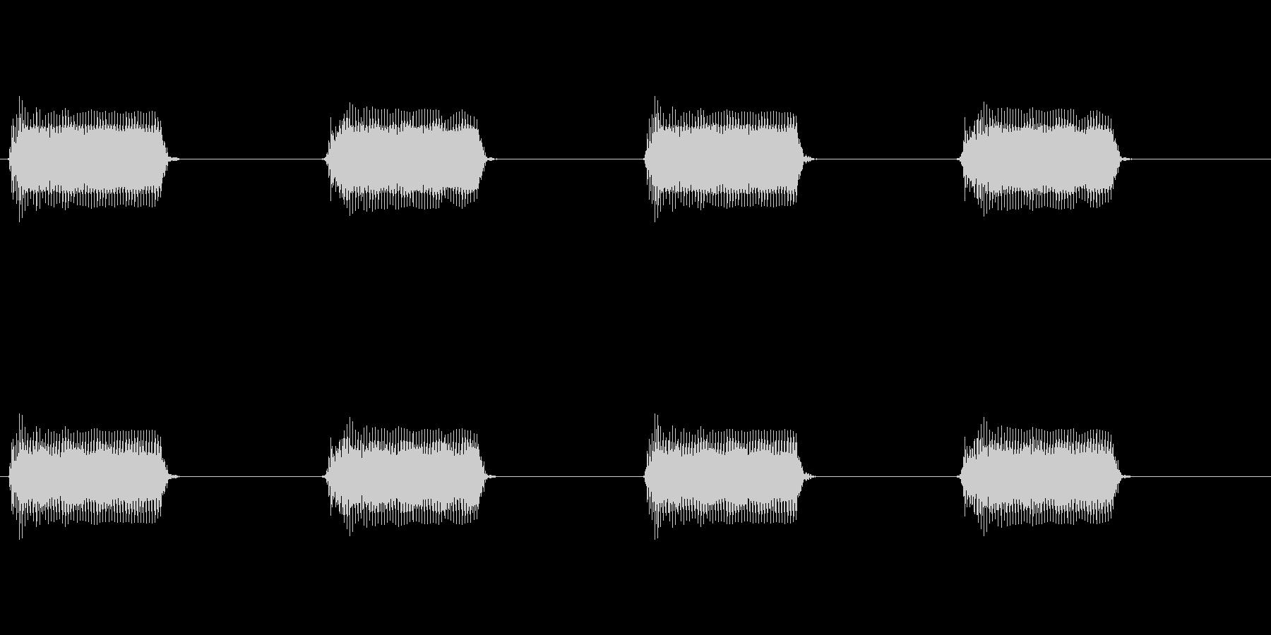【携帯電話 バイブ01-5L】の未再生の波形