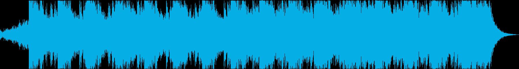 感動壮大企業VPエピックオーケストラdの再生済みの波形
