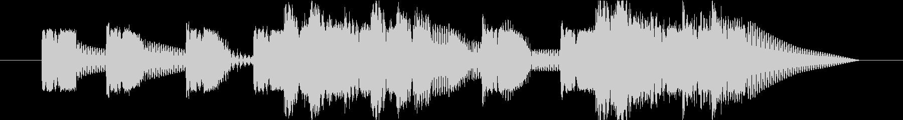 ロボットサウンド 機械音7 の未再生の波形
