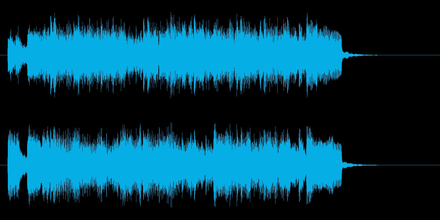 ピアノとコーラス、大人のジャジーサウンドの再生済みの波形