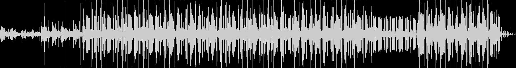 作業用・リラックス・チル系LoFiBGMの未再生の波形