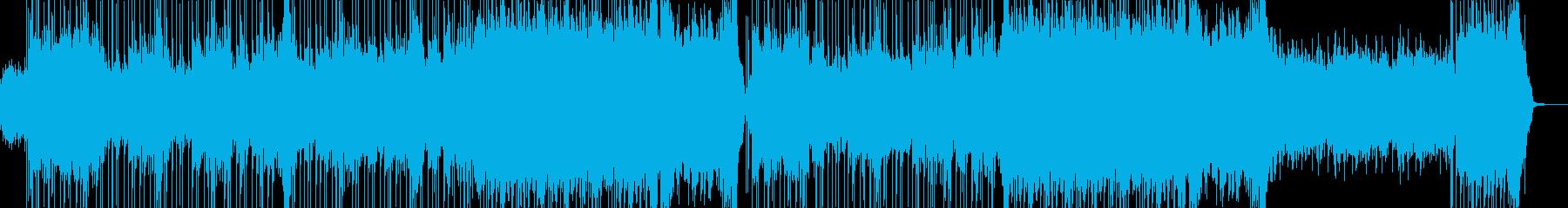 ロックリフ。の再生済みの波形